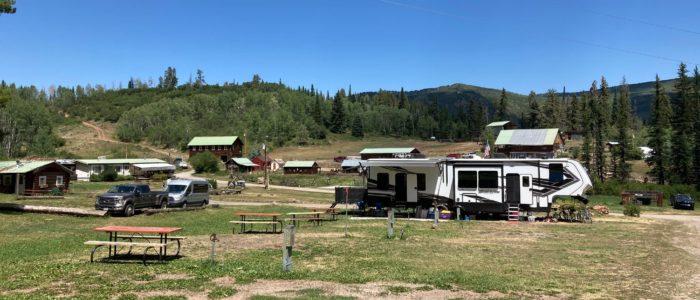 Ute Lodge, Meeker, CO